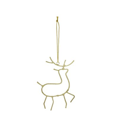 Picture of Reindeer Christmas Ornaments ( 10 Cm )