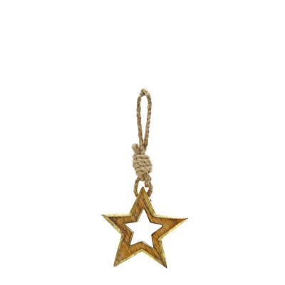 Picture of Star Christmas Ornaments ( 7 Cm )
