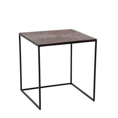 Metal Side Table ( 49 X 51 Cm )