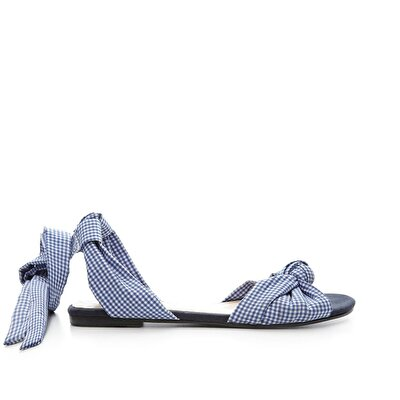 Picture of Fabric Sandal
