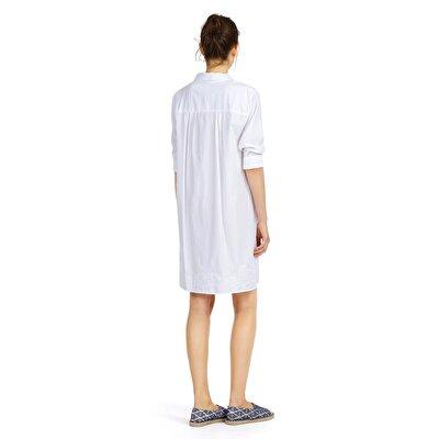 Gömlek Form Ev Elbisesi