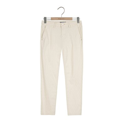 Picture of Skinny Pants With Pocket Detail