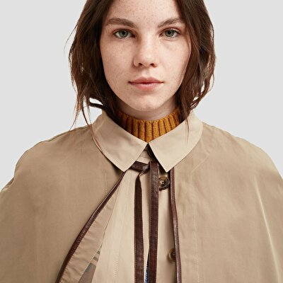 Picture of Shirt Collar Coat