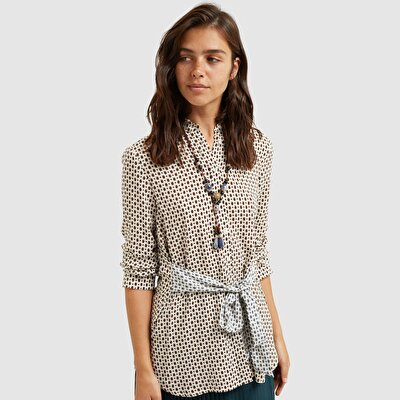 Picture of Belted Shirt