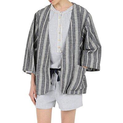 Picture of Short Kimono Robe