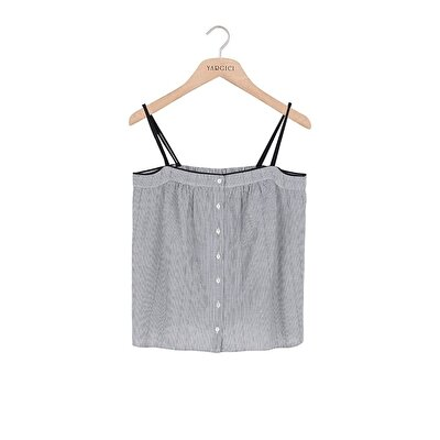 Picture of Button Down Cami Blouse