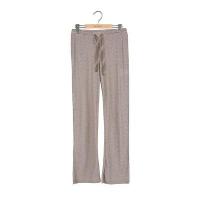 Resim Örme Pantolon