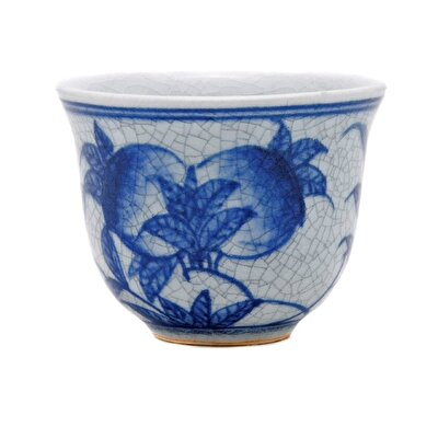 Picture of Handmade Porcelain Teacup ( 6 X 5 Cm )