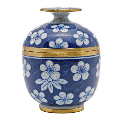 Picture of Handmade Porcelain Sugar Bowl ( 9 X 12 Cm )
