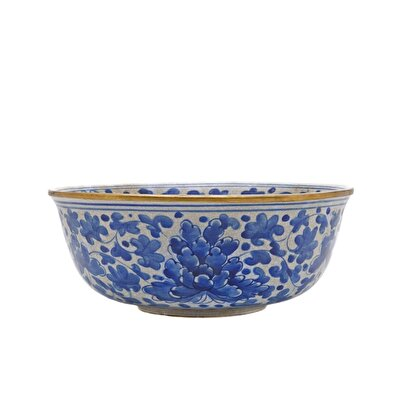 Picture of Handmade Porcelain Bowl  ( 26 X 11 Cm )