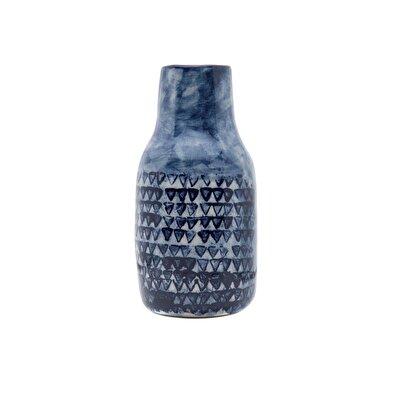 Picture of Handmade Ceramic Vase ( 10 X 10 X 19 Cm )