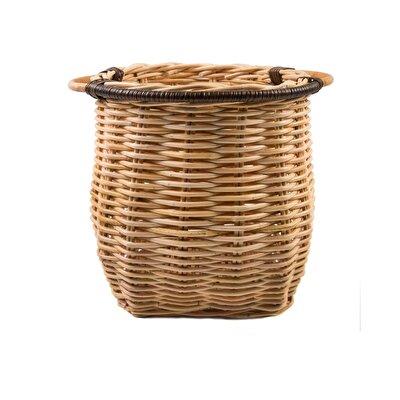 Handmade Rattan Basket ( 36 X 41 Cm )