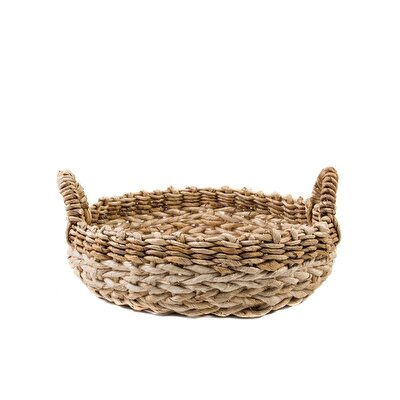 Picture of Handmade Natural Fiber Basket ( 42 X 19 Cm )