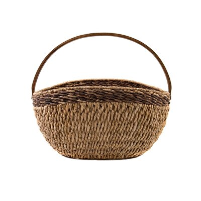 Picture of Handmade Rattan Basket ( 60 X 42 X 30 Cm )