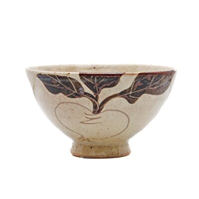 Handmade Ceramic Bowl ( 12 X 6 Cm )