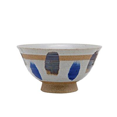 Handmade Ceramic Bowl ( 13 X 7 Cm )