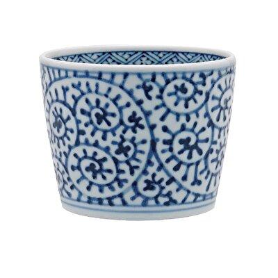 Handmade Ceramic Cup ( 7 X 8 Cm )