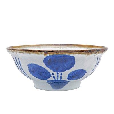 Handmade Ceramic Bowl ( 21 X 9 Cm )