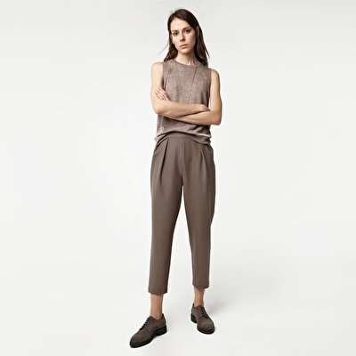 Picture of Pleat Detailed Trouser