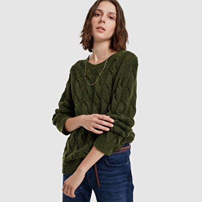 Picture of Cable Knit Tricot