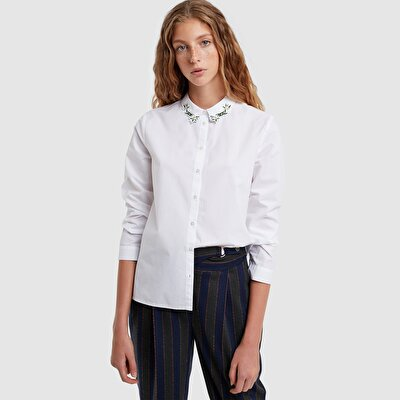 Picture of Collar Detail Shirt