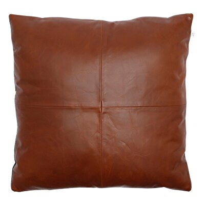 Leather Pillow ( 50 X 50 Cm )