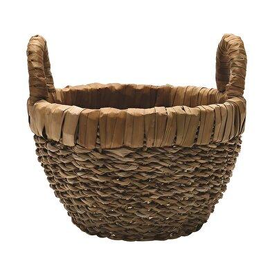 Rattan Basket ( 16 X 25 Cm )