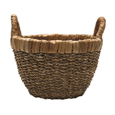 Rattan Basket ( 20 X 30 Cm )