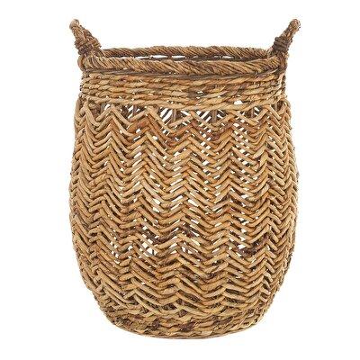 Handmade Rattan Basket (  42 X 56 Cm  )