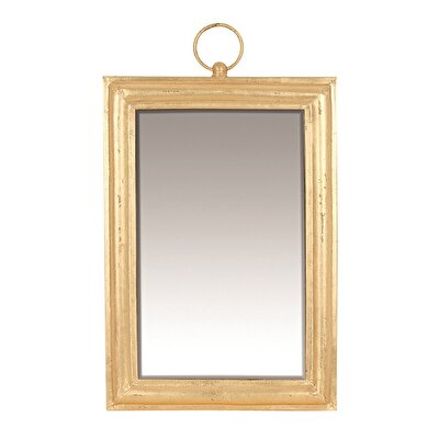 Picture of Gold Foil Covered Mirror (  35 X 57 X 3 Cm  )