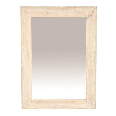 Resim Ahşap Ayna ( 81 X 111 Cm )