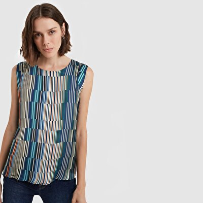 Picture of Sleeveless Blouse