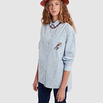 Resim Uzun Gömlek