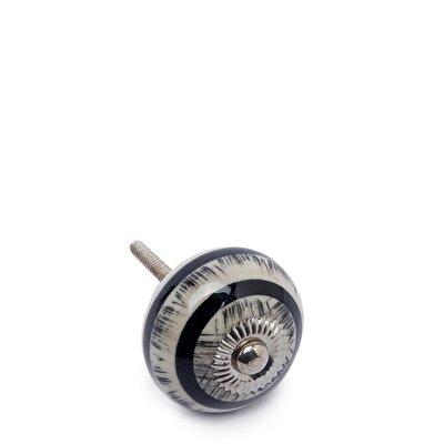 Picture of Handmade Ceramic Knob ( 4 Cm )