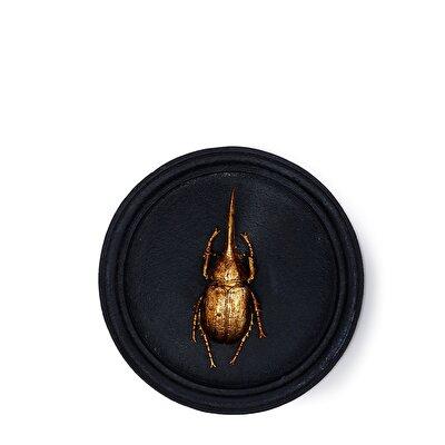 Resim Duvar Aksesuarı - Böcek ( 12,5 X 12,5 X 2 Cm )