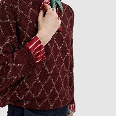 Picture of Baroque Patterned Tricot