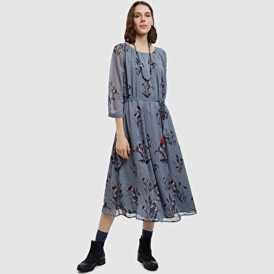 Picture of Boat Neck Dress