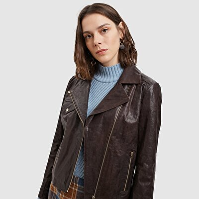 Picture of Leather Coat
