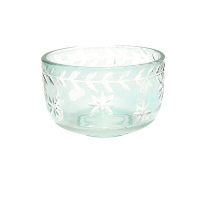 Glass Candle Holder (  5 X 8 Cm  )