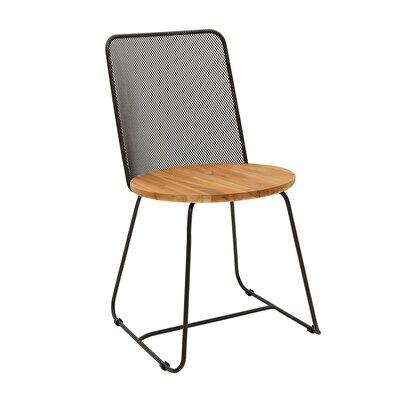 Stuhl aus Teakholz