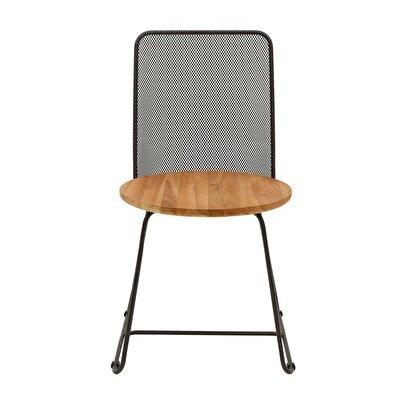 Tik Ağacı Sandalye 46,5x53x84 cm