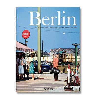 Book - Berlin, Potrait Of A City