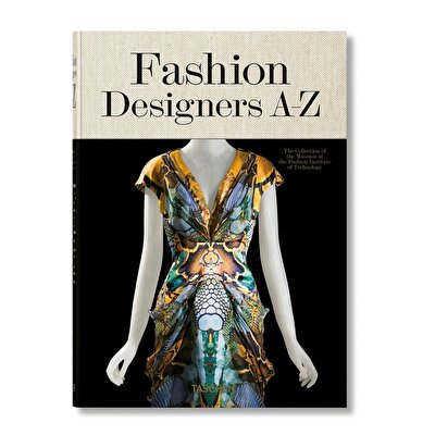 Picture of Book - Fashion Designers A-Z