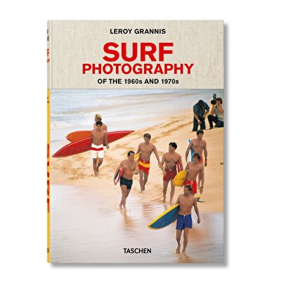 Book - Leroy Grannis Surf Photography