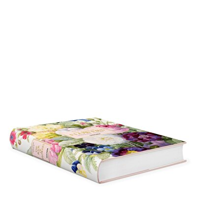 Resim Kitap - The Book Of Flowers