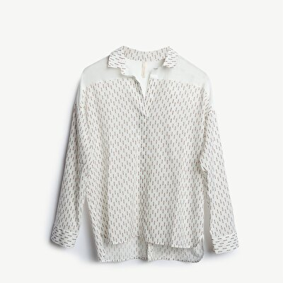 Picture of Yoke Detailed Shirt