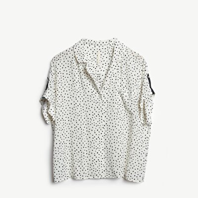 Picture of Pocket Detailed Short Sleeve Shirt