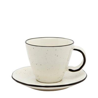 Porzellan Kaffeetasse