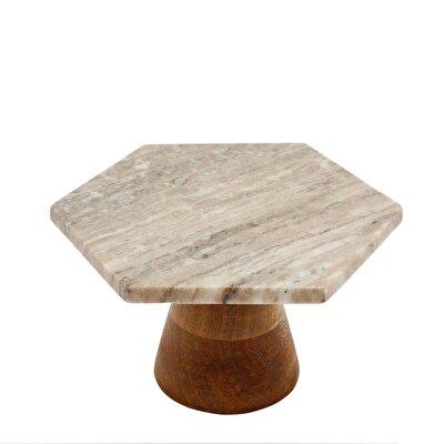 Marbled Cake Stand
