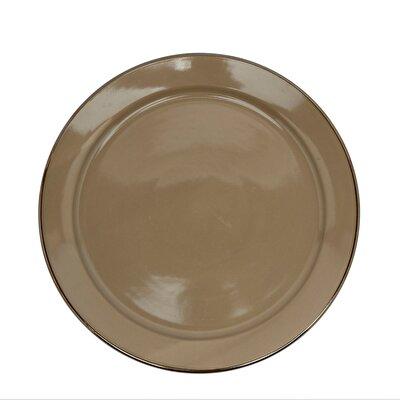 Stoneware Yemek Tabağı (29x3cm)